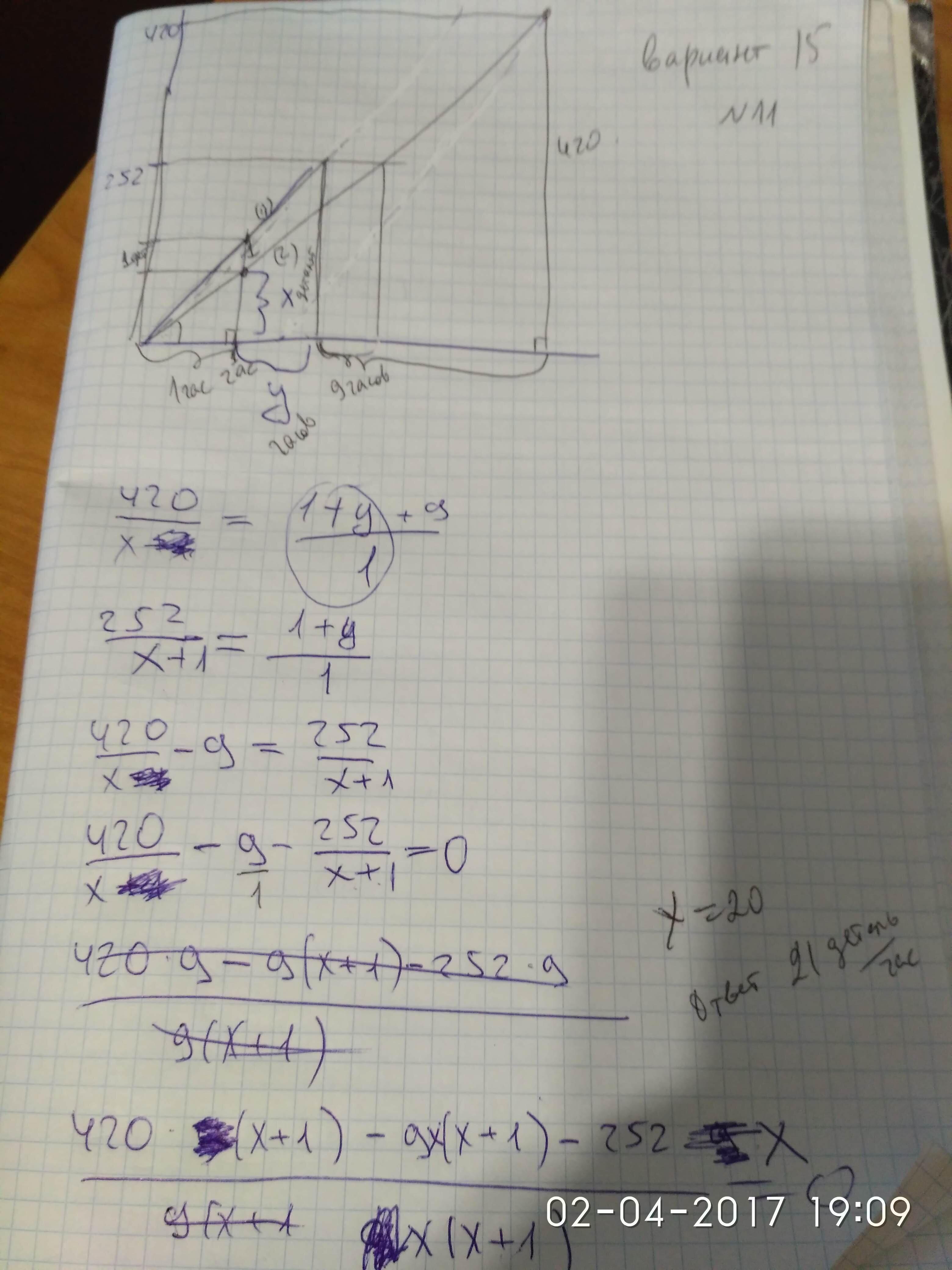 поурочные планы по математике 5 класс никольский